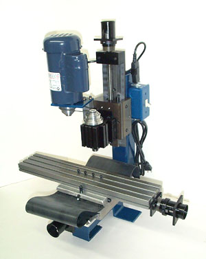 CNC Mill - HacDC Wiki